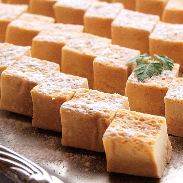 紅茶のチーズケーキ (1)