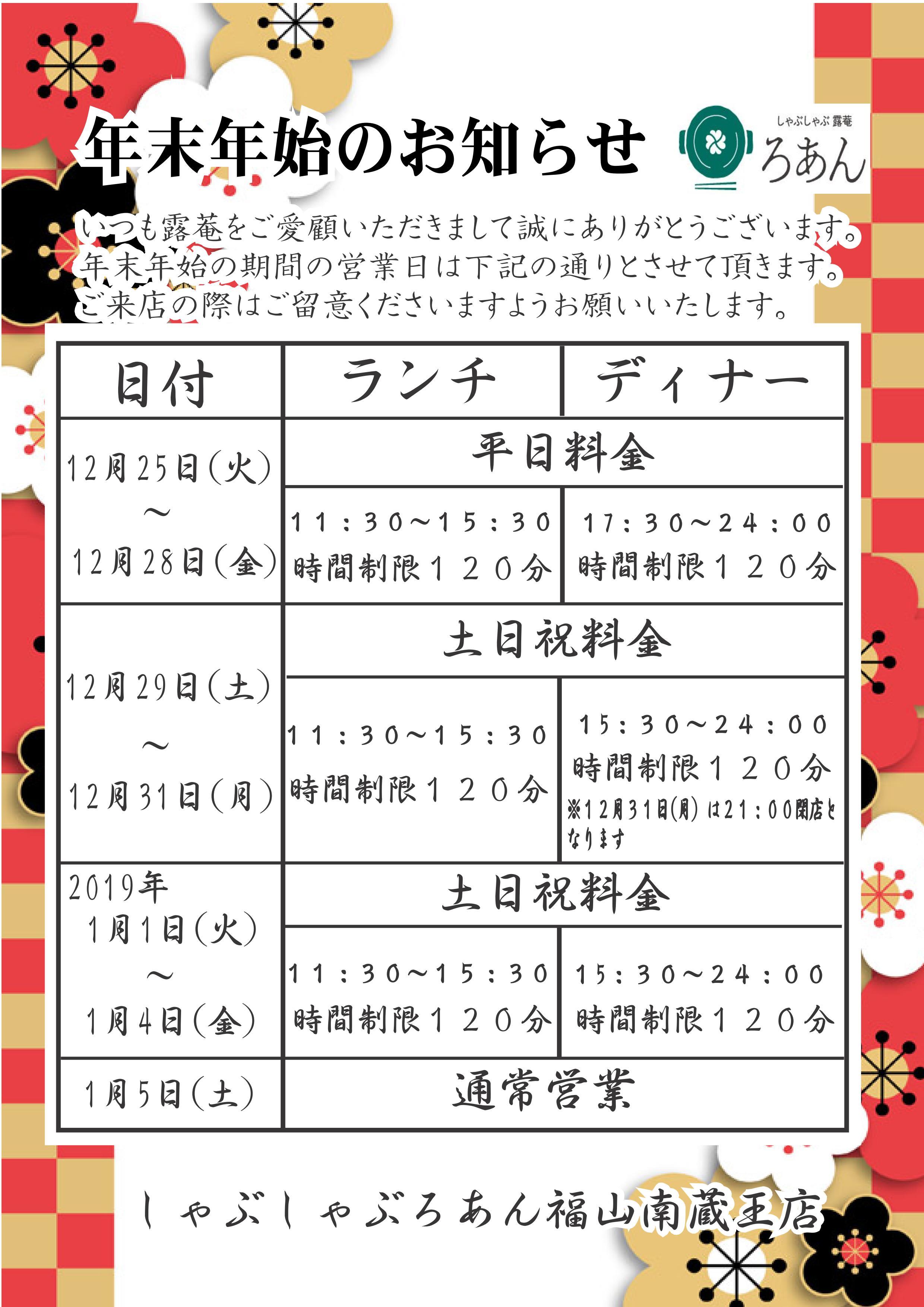 南蔵王2018-2019